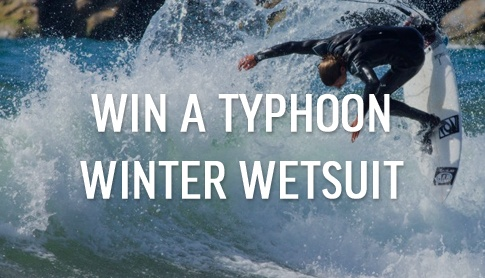 Win a Typhoon Winter Wetsuit