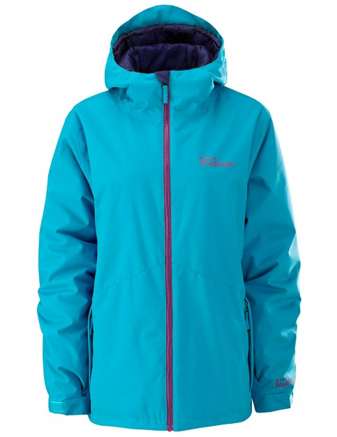 Westbeach Ladies Twist snowboard jacket - Sinatra Blue