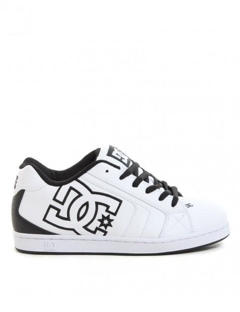DC Net shoes - White/Black