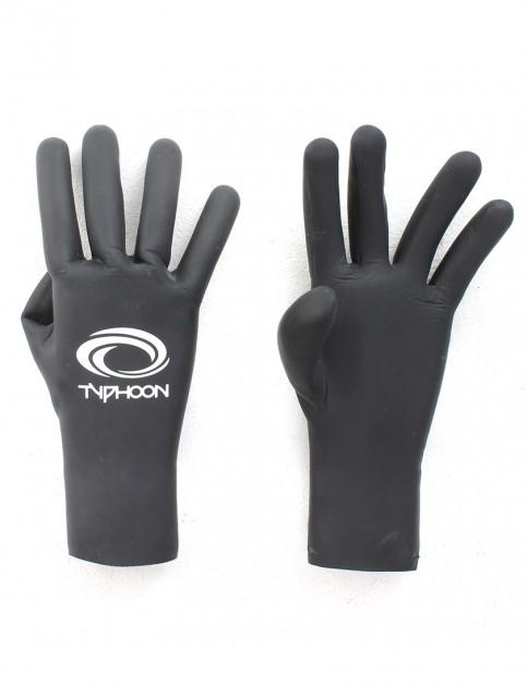 Typhoon Vortex 2mm Wetsuit Gloves - Black