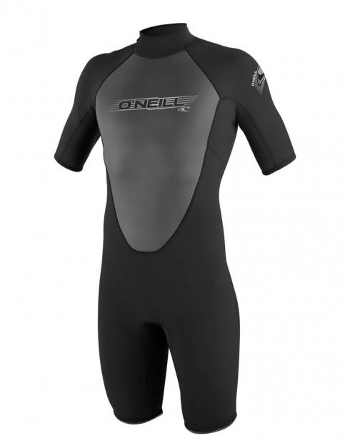 O'Neill Reactor Shorty 2mm wetsuit 2016 - Black/Black/Black