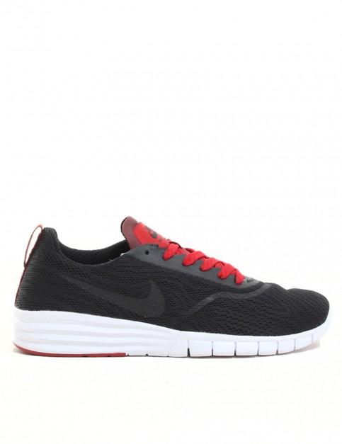 Nke SB Paul Rodriguez 9 R/R shoes - Black/Gym Red/White