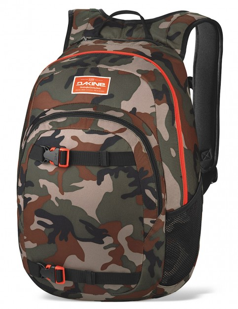 DaKine Point Wet/Dry backpack 29L - Camo