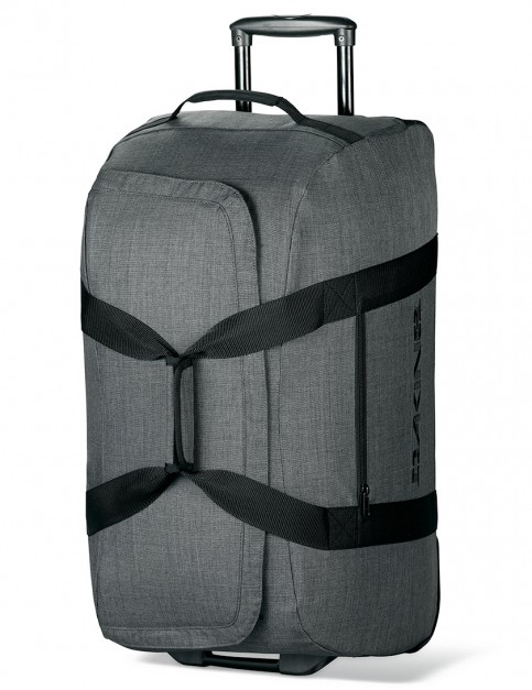 DaKine Venture Duffle wheeled holdall 60L - Carbon