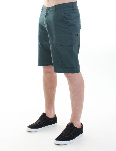 Volcom Silent II Relaxed fit shorts - Expedition Green