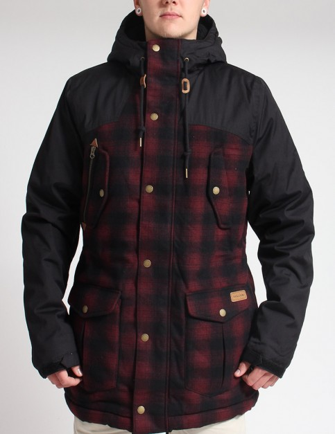 Volcom Starget Nuts Parka jacket - Black