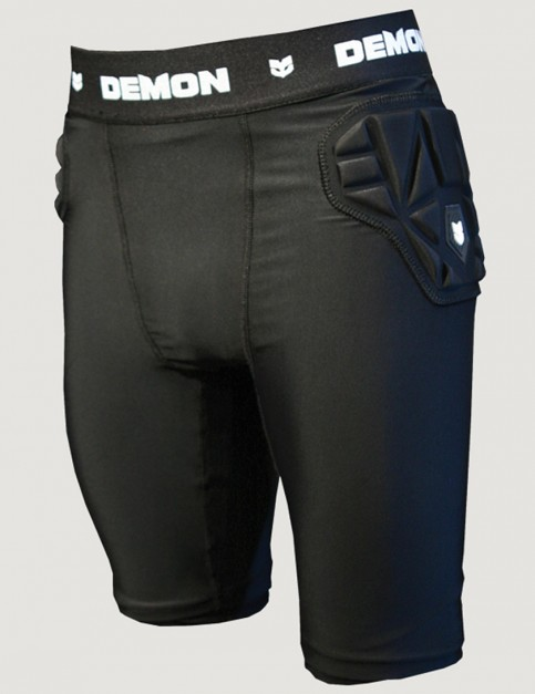 Demon Skinns Padded short - Black