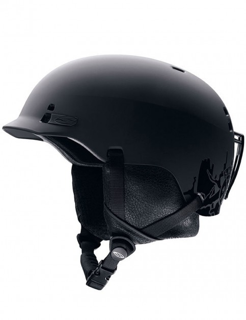 Smith Gage Snow helmet - Black Sabotage