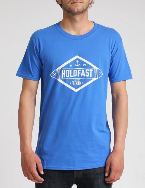 Hold Fast Diamond T shirt - Royal Blue
