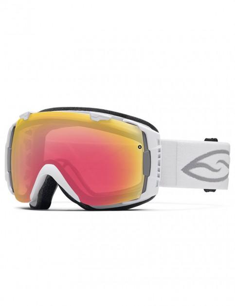 Smith I/0 Snow goggles - White/Photochromic Red Sensor