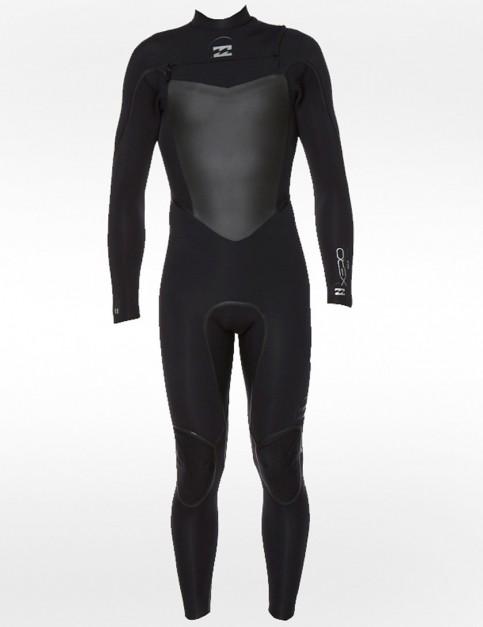 Billabong Wetsuits Xero Gold Chest Zip 3/2mm Summer 2014 - Black/Black/Black
