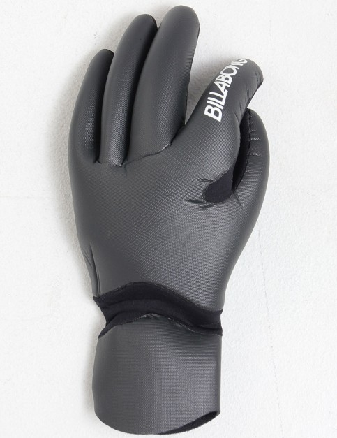 Billabong Wetsuits Xero 3mm Wetsuit gloves - Black/Black