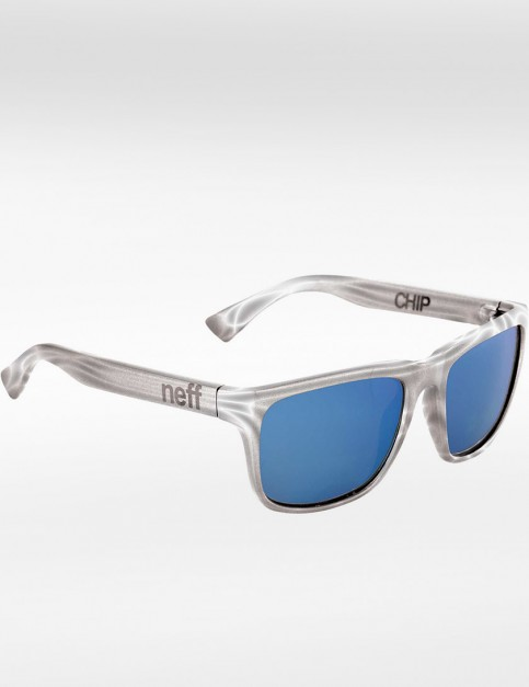 Neff Chip Sunglasses - Clear