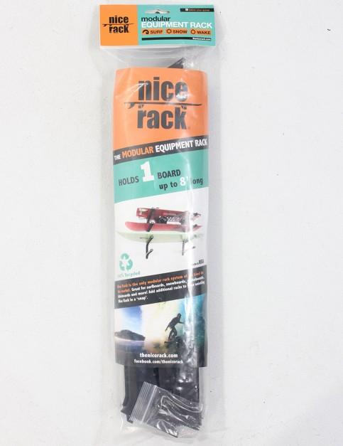Nice Rack Single Modular Board rack - Black