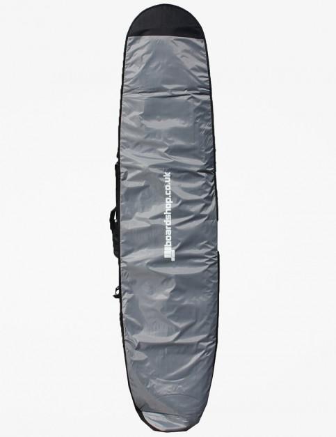 Boardshop Longboard 5mm Surfboard bag 9ft - Grey