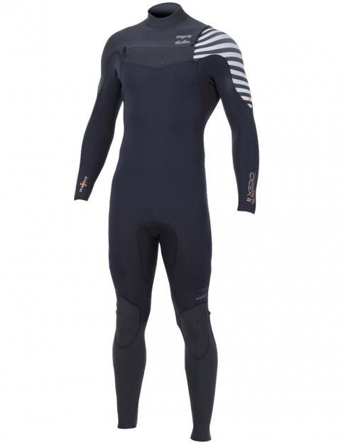 Billabong Wetsuits Xero Pro Chest Zip 3/2mm Summer 2015 - Navy