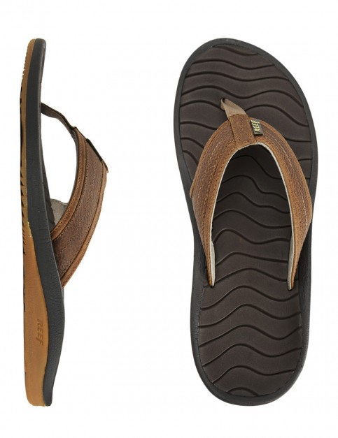 Reef Swellular Cushion LE Flip flops - Brown
