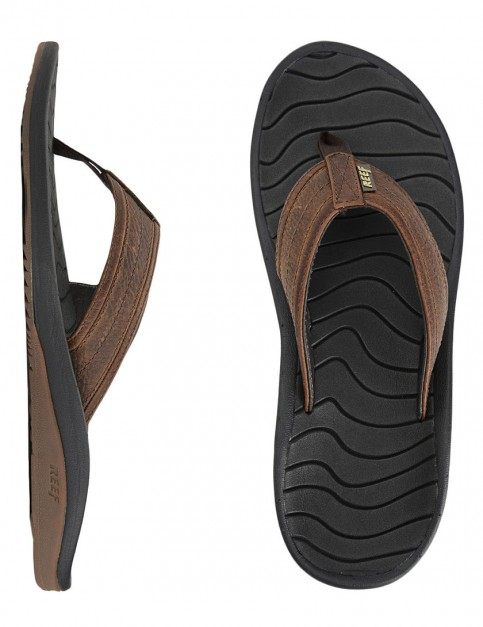 Reef Swellular Cushion LE Flip flops - Chocolate