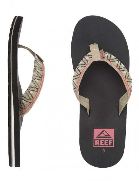 Reef Ponto Flip flops - Brown