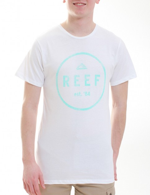 Reef Colorep T shirt - White