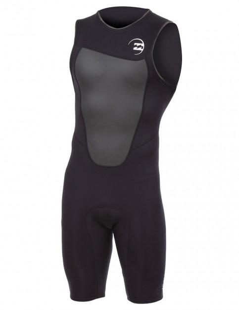 Billabong Wetsuits Foil Sleeveless Spring 2mm Summer 2015 - Black