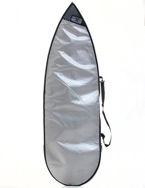 Ocean & Earth Barry Basic Shortboard 5mm Surfboard bag 6ft - Silver
