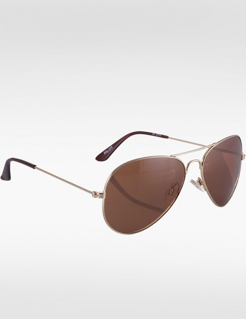 Neff Bronz Sunglasses - Gold