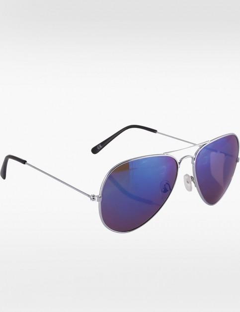 Neff Bronz Sunglasses - Silver