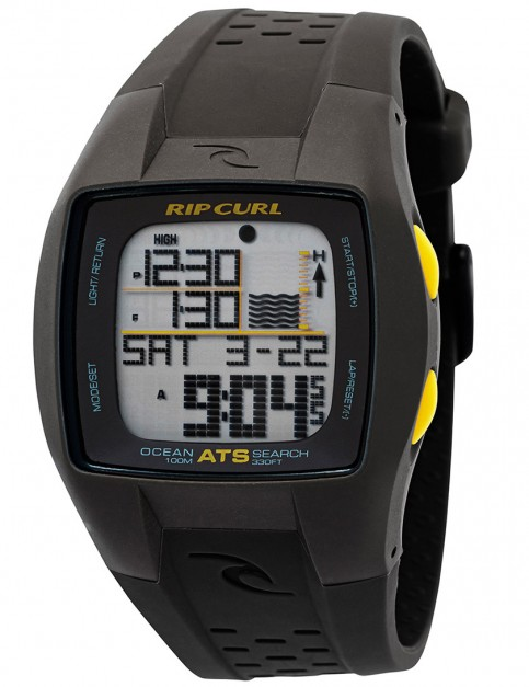Rip Curl Trestles Watch - Charcoal