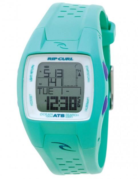 Rip Curl Winki Oceansearch Tide Watch - Mint