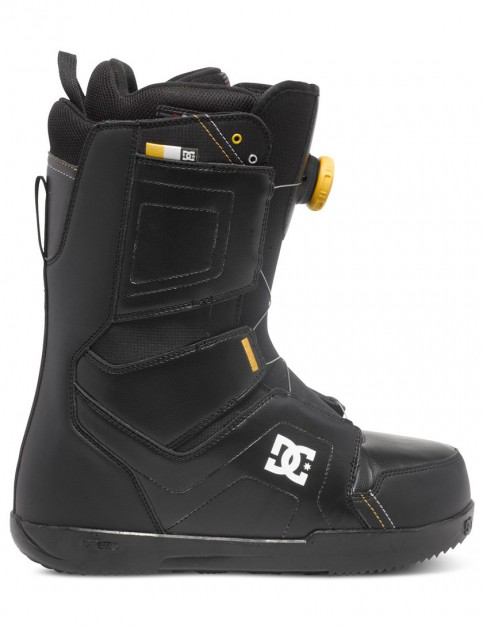 DC Scout snowboard boots - Black