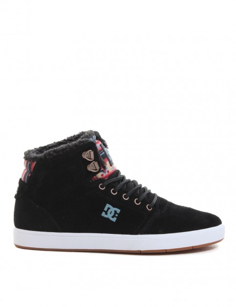 DC Crisis High WNT mid tops - Black/Multi