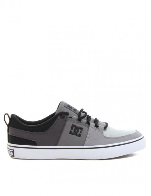 DC Lynx Vulc TX shoes - Grey