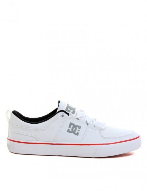 DC Lynx Vulc TX shoes - White