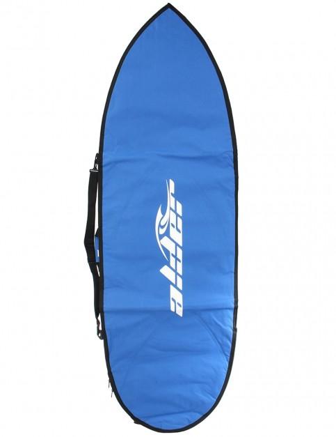 Alder Hybrid Cover 5mm Surfboard bag 6ft 6 - Royal Blue