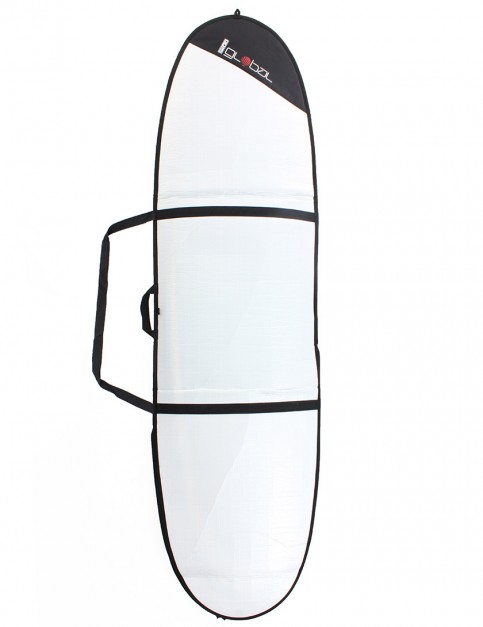 Global Day Longboard 3mm surfboard bag 9ft 0 - White