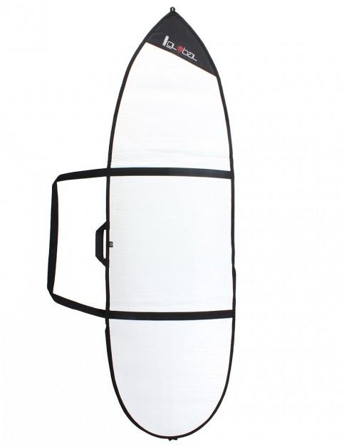 Global Day Shortboard 3mm surfboard bag 6ft 9 - White