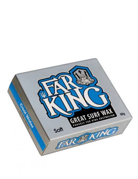 Far King Cool Water Wax Surf wax - Cool water