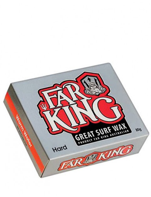Far King Warm Water Wax Hard surf wax - Misc