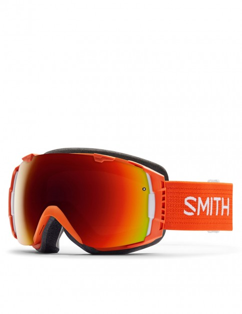 Smith I/O snow goggles - Orange