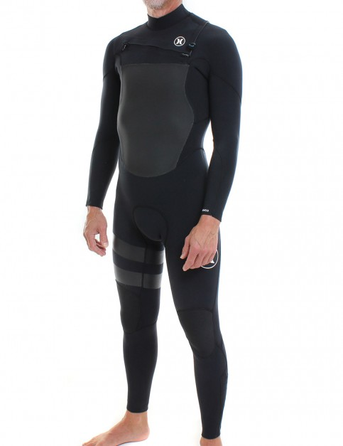 Hurley Fusion 4/3mm Wetsuit 2016 - Black