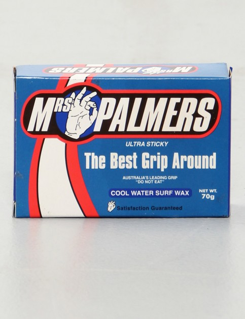 Mrs Palmers Cool Water Surf Wax