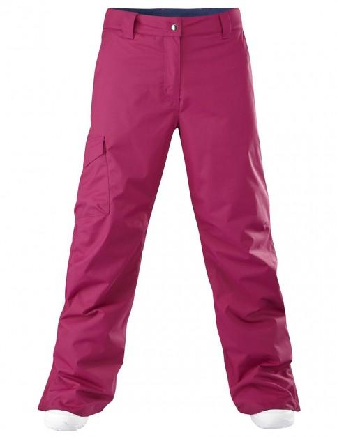 Westbeach Ladies Twist snowboard pants - Raspberry