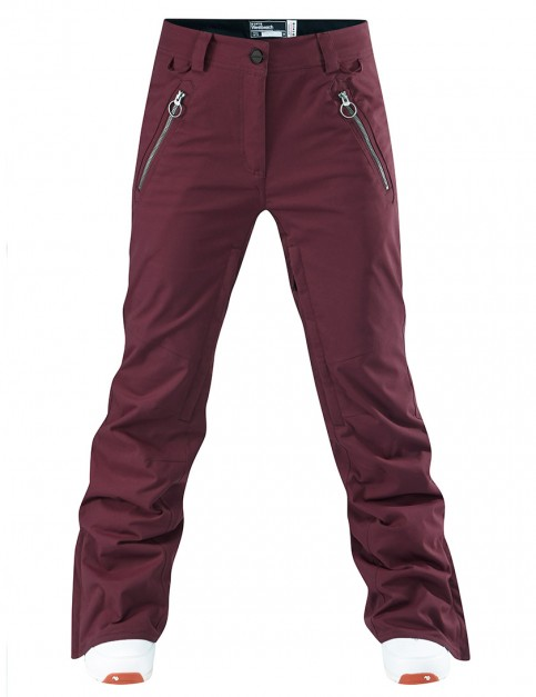 Westbeach Ladies Taylor snowboard pants - Auburn