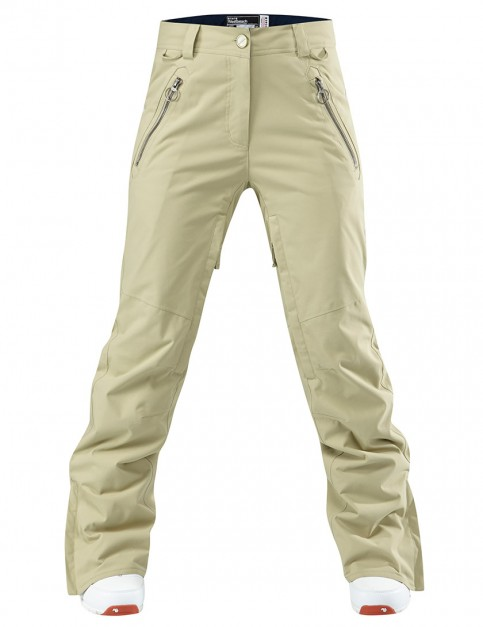 Westbeach Ladies Taylor snowboard pants - Clay