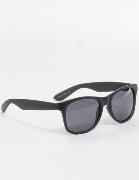 Vans Spicoli 4 Sunglasses - Black Frosted